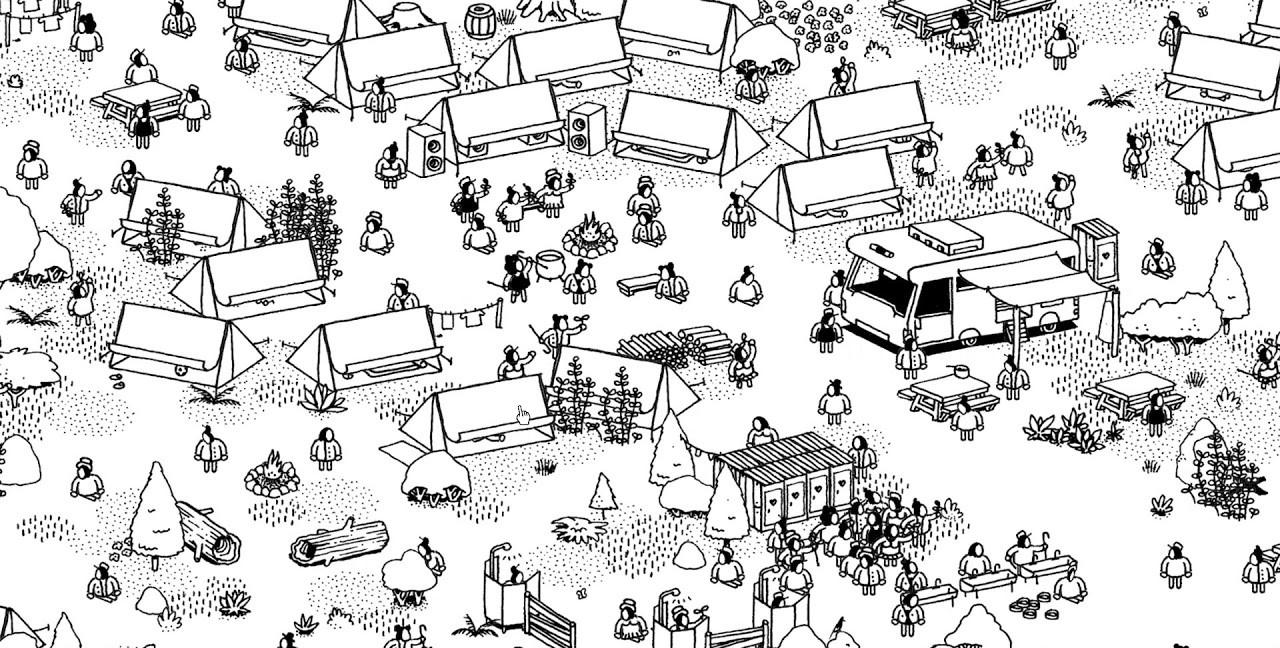 Hidden Folks Un Juego Para Los Amantes De Los Juegos Visuales